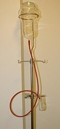 Krankenhausmuseum bielefeld e v infusions irrigator for Innenarchitektur ostwestfalen lippe