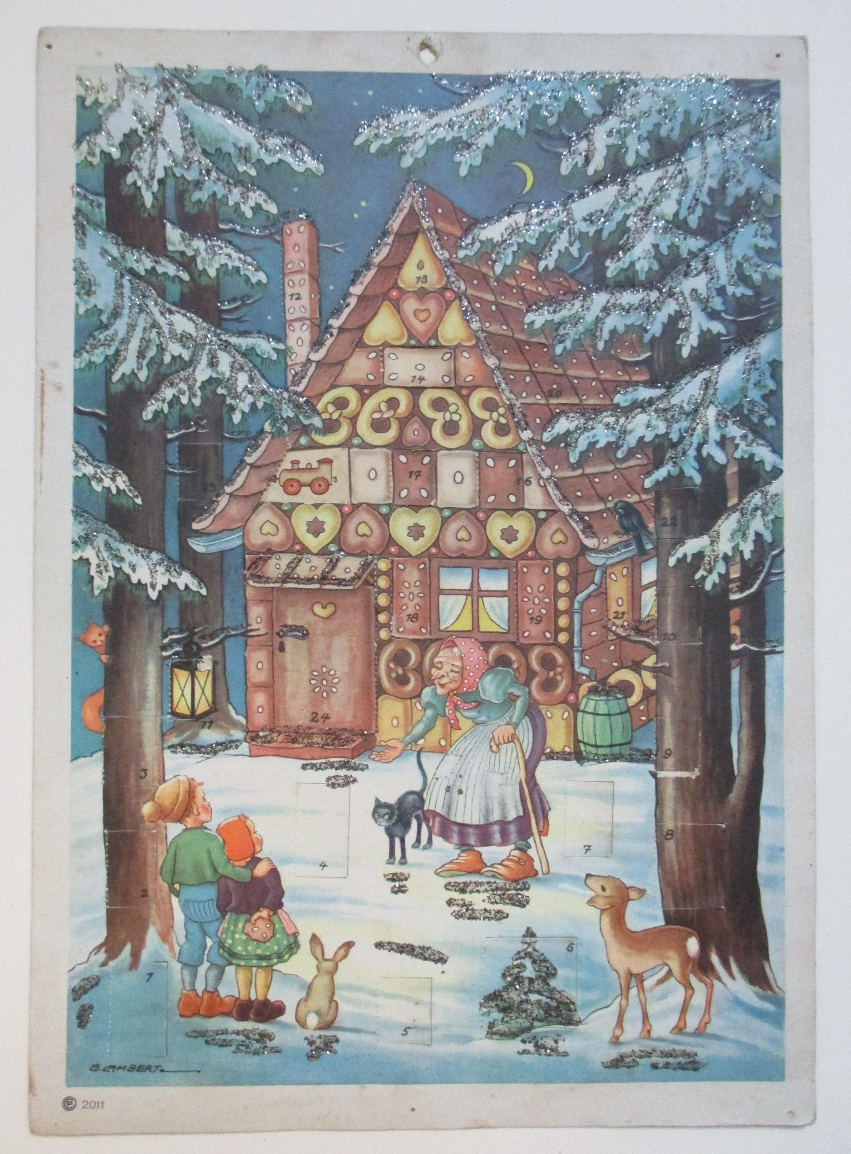 hänsel und gretel im winterwald  deutsches märchen und
