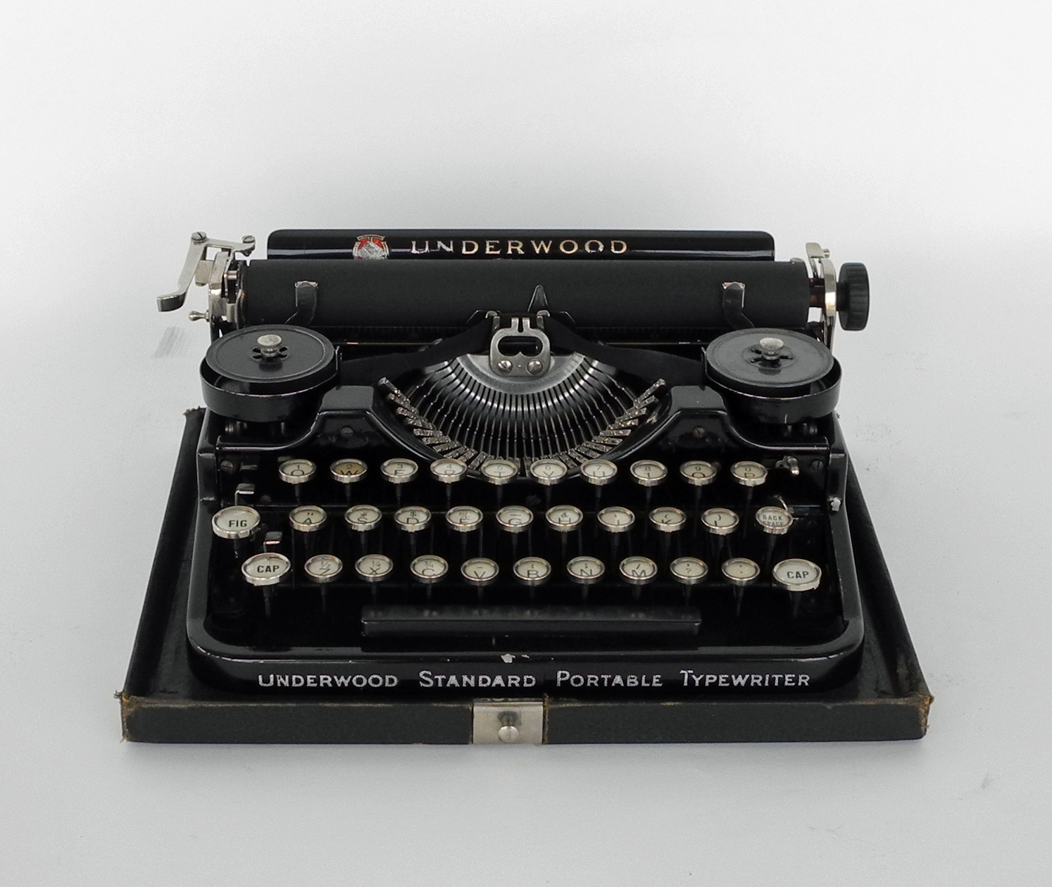 Underwood Standard Portable (Heinz Nixdorf MuseumsForum CC BY-NC-SA)